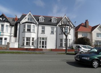 Thumbnail 1 bed flat to rent in Great Orme Road, West Shore, Llandudno, Conwy