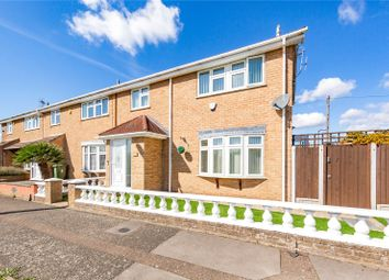 3 bed end terrace house for sale in Wittering Walk, Hornchurch RM12