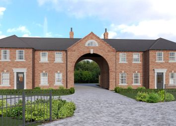 Thumbnail 4 bed link-detached house for sale in St. Oswalds Drive, Finningley, Doncaster