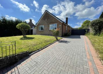 Thumbnail 2 bed detached bungalow for sale in Salisbury Drive, Midway, Swadlincote