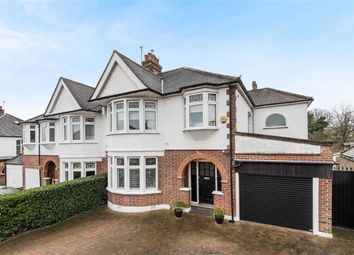 Thumbnail 4 bed property for sale in Brackendale, London