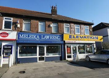 Thumbnail Retail premises for sale in Kingsway, Burnage