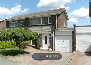 Thumbnail 3 bed semi-detached house to rent in Canterbury Road, Durham