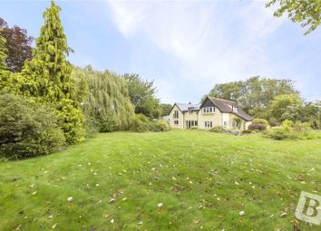 Thumbnail 4 bed detached house for sale in Kelvedon Road, Wickham Bishops, Witham, Essex