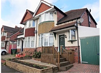 Thumbnail 3 bed semi-detached house for sale in Heather Road, Smethwick