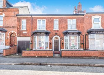 Thumbnail 5 bed terraced house for sale in St Peters Road, Handsworth, Birmingham