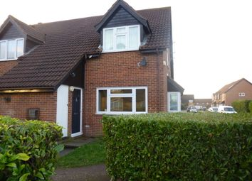 Thumbnail 1 bed terraced house to rent in Knights Manor Way, Dartford, Kent
