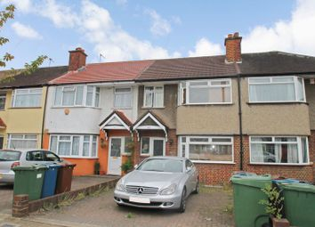 Thumbnail 3 bed terraced house to rent in Leamington Crescent, Harrow