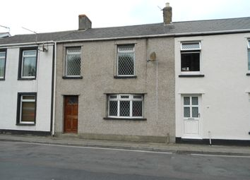 Thumbnail 3 bed terraced house to rent in South Road, Porthcawl