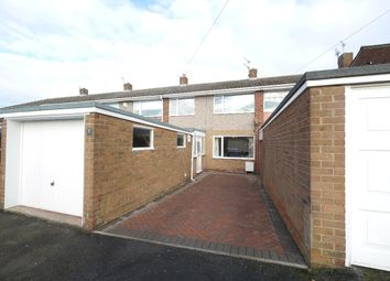 Thumbnail 3 bedroom terraced house to rent in Thorneyburn Way, Blyth