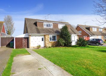 Thumbnail 3 bed property for sale in Amberley Close, Wick, Littlehampton