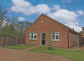 Thumbnail 3 bed detached bungalow for sale in Seagrave Road, Sileby