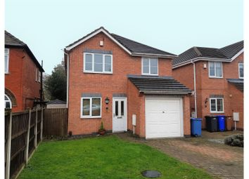 Thumbnail 4 bed detached house to rent in Stanton Road, Nottingham
