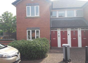 Thumbnail 2 bedroom flat to rent in Lady Helen Walk, Nantwich