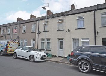 Thumbnail 3 bed terraced house for sale in Attractive Terrace, East Usk Road, Newport