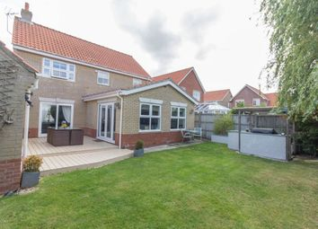 Thumbnail 4 bedroom detached house for sale in Kempshorne Close, Lowestoft
