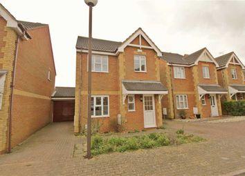 Thumbnail 3 bed link-detached house to rent in Logan Rock, Tattenhoe, Milton Keynes, Bucks