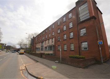 Thumbnail 3 bed flat for sale in 770 Tollcross Road, Glasgow
