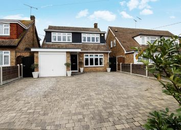 Thumbnail 4 bedroom detached house for sale in Downham Road, Wickford