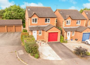 Thumbnail 3 bedroom detached house for sale in Flying Fields Road, Southam