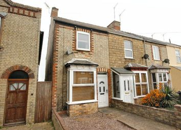 Thumbnail 2 bed end terrace house to rent in Exning Road, Newmarket