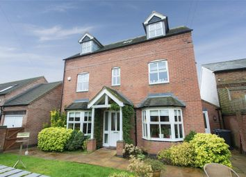 Thumbnail 5 bed detached house for sale in The Outwoods, Burbage, Hinckley, Leicestershire