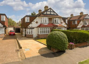 Chadacre Road, Stoneleigh, Epsom KT17. 4 bed semi-detached house for sale