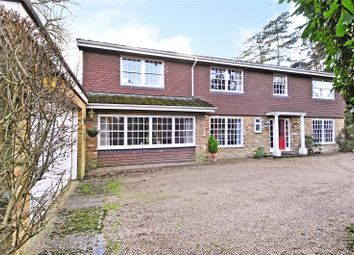 Thumbnail 5 bed detached house for sale in Cobbetts Hill, Weybridge, Surrey