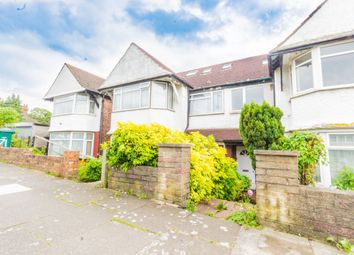Thumbnail 3 bed flat to rent in Woodstock Avenue, London