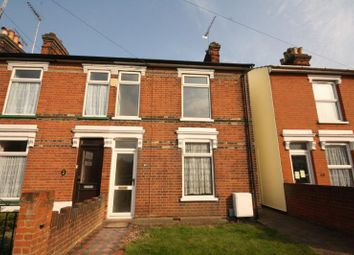 Thumbnail 3 bed semi-detached house to rent in Levington Road, Ipswich, Suffolk