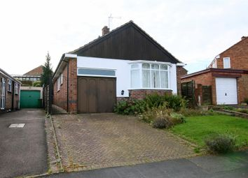 Thumbnail 2 bed detached bungalow for sale in Packwood Avenue, Hillmorton, Rugby
