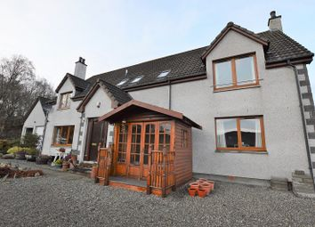 Thumbnail 4 bed detached house for sale in Strahca Rychraggan, Drumnadrochit