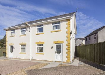 Thumbnail 3 bed semi-detached house for sale in Merriott Place, Newport