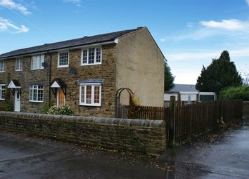 Thumbnail 3 bed end terrace house for sale in Chapel Road, Steeton, West Yorkshire