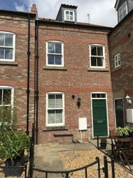 Thumbnail 3 bed town house to rent in Stammergate Court, Ripon