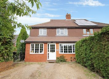 Thumbnail 4 bed semi-detached house to rent in London Road, Holybourne, Alton