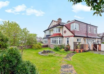 Thumbnail 3 bedroom semi-detached house for sale in Calverley Road, Epsom