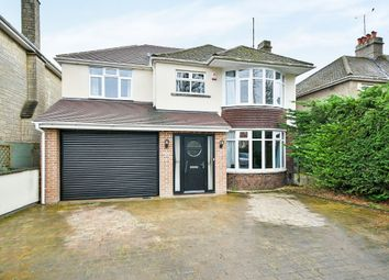 Thumbnail 5 bedroom detached house for sale in Marlborough Road, Swindon