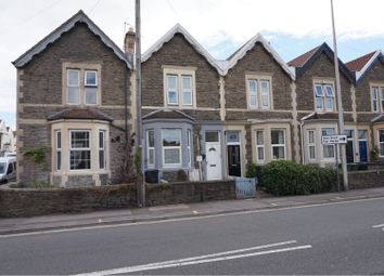 Thumbnail 2 bedroom flat for sale in Kenn Road, Clevedon