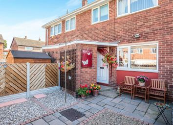 Thumbnail 2 bed town house for sale in Leatham Park Road, Featherstone, Pontefract
