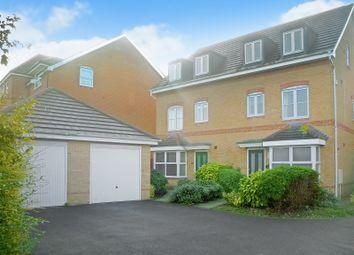 Thumbnail 4 bed town house for sale in Oceana Crescent, Beggarwood, Basingstoke