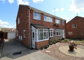 Thumbnail 3 bed semi-detached house for sale in Bridle Close, Chapeltown, Sheffield, South Yorkshire