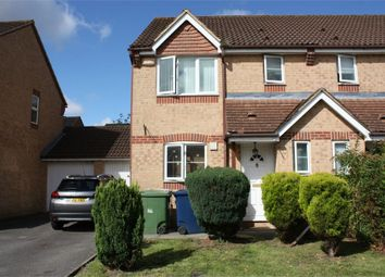 Thumbnail 3 bed semi-detached house for sale in Swallow Close, Oxford