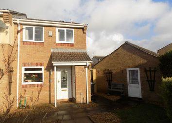 Thumbnail 3 bed semi-detached house for sale in Victoria Drive, Lyneham, Chippenham