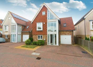 Thumbnail 5 bed detached house for sale in Redwing Close, Hawkinge, Folkestone