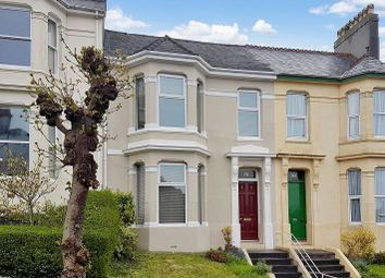 Thumbnail 5 bed terraced house for sale in Greenbank Avenue, St. Judes, Plymouth