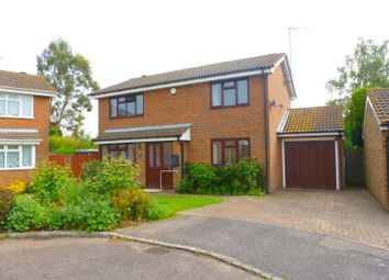Thumbnail 4 bedroom detached house to rent in The Russets, Meopham, Gravesend