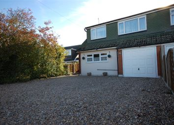 Thumbnail 4 bed semi-detached house for sale in Imperial Avenue, Mayland, Essex