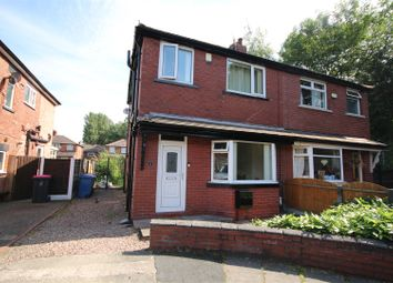 Thumbnail 3 bed semi-detached house to rent in Nansen Avenue, Eccles, Manchester