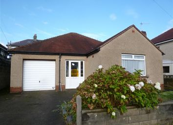 Thumbnail 3 bed bungalow for sale in Regent Park Grove, Morecambe